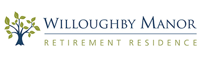Willoughby Manor | Retirement Residence Logo